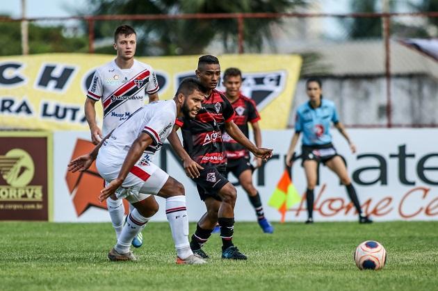 FAC 1x1 FC Atletico - Cearense Ypioca 2020