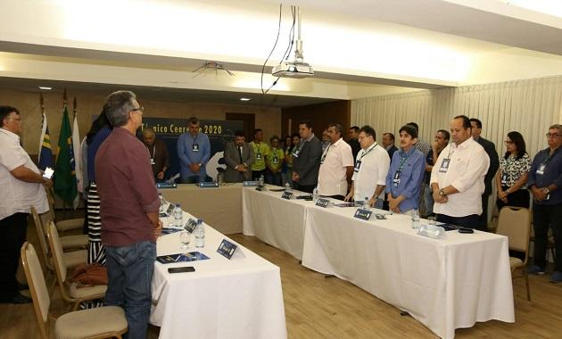 Conselho Tecnico Cearense 2020 Flavio Peixoto