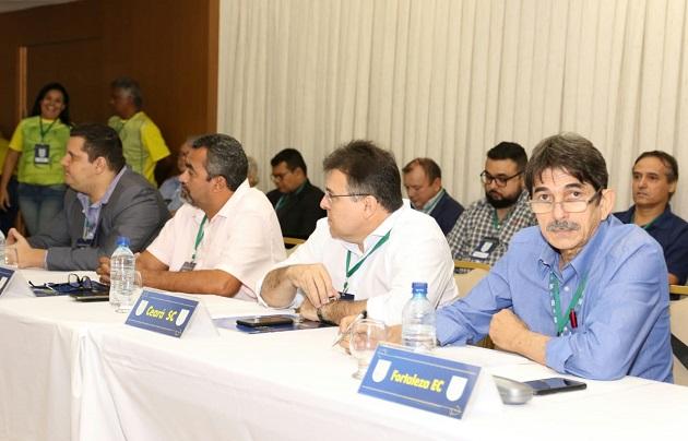 Conselho Tecnico Cearense 2020 clubes
