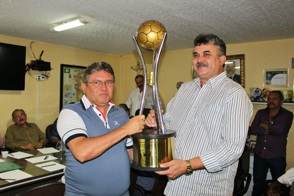 Alto Santo trofeu Cearense Serie B 2016