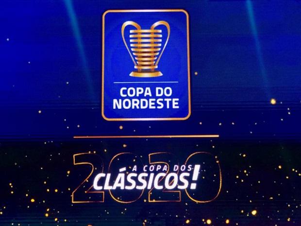 Banner Copa do Nordeste 2020