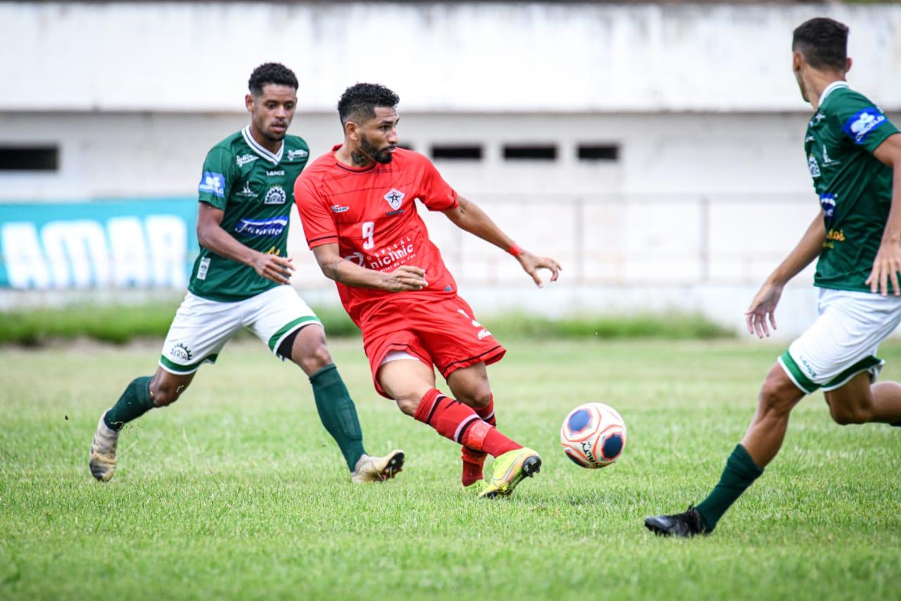 Cearense Ypioca 2a Fase - Icasa 0x3 FC Atletico